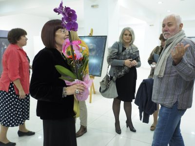 Desislava Mincheva - Izlozba vo ART Skopje